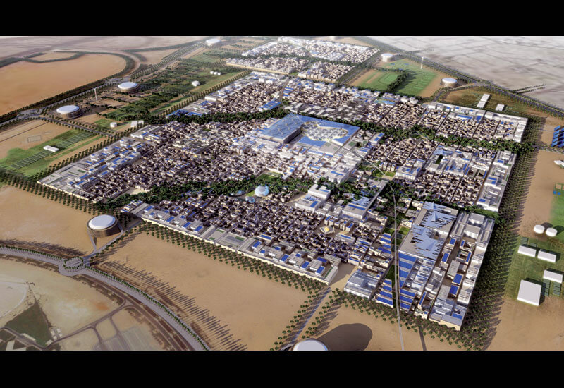 Masdar City Source The City Of Sustainability And