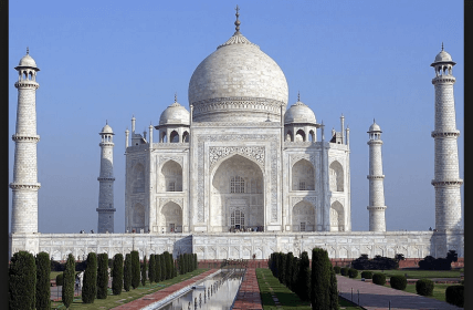 Taj Mahal Photo 2